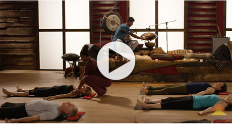 Muzik Meditation with Koya Webb