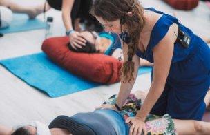 Stacy Matulis Somatic Breath-work Healing Blog