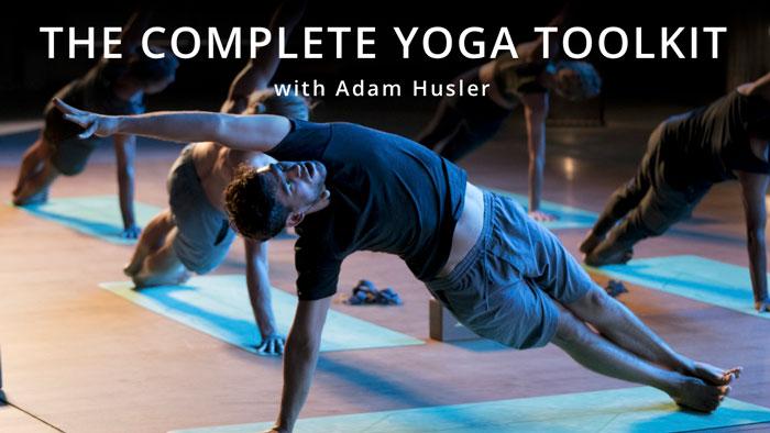 Adam Husler Yoga The Complete Yoga Toolkit